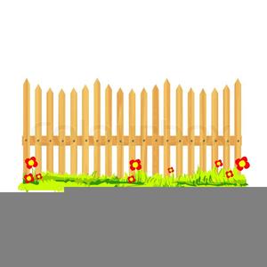 Rail Fence Clipart.