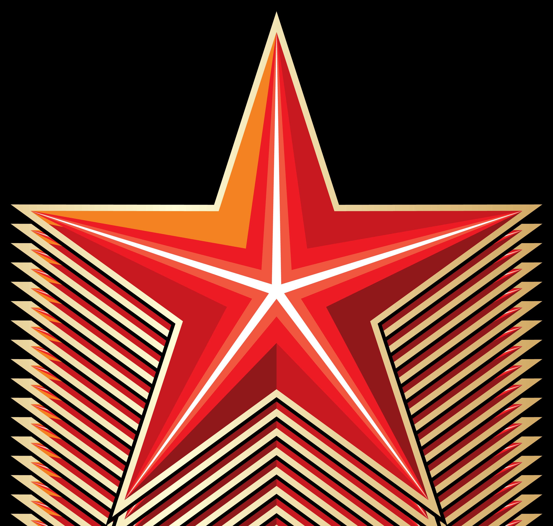 Red star Logo.