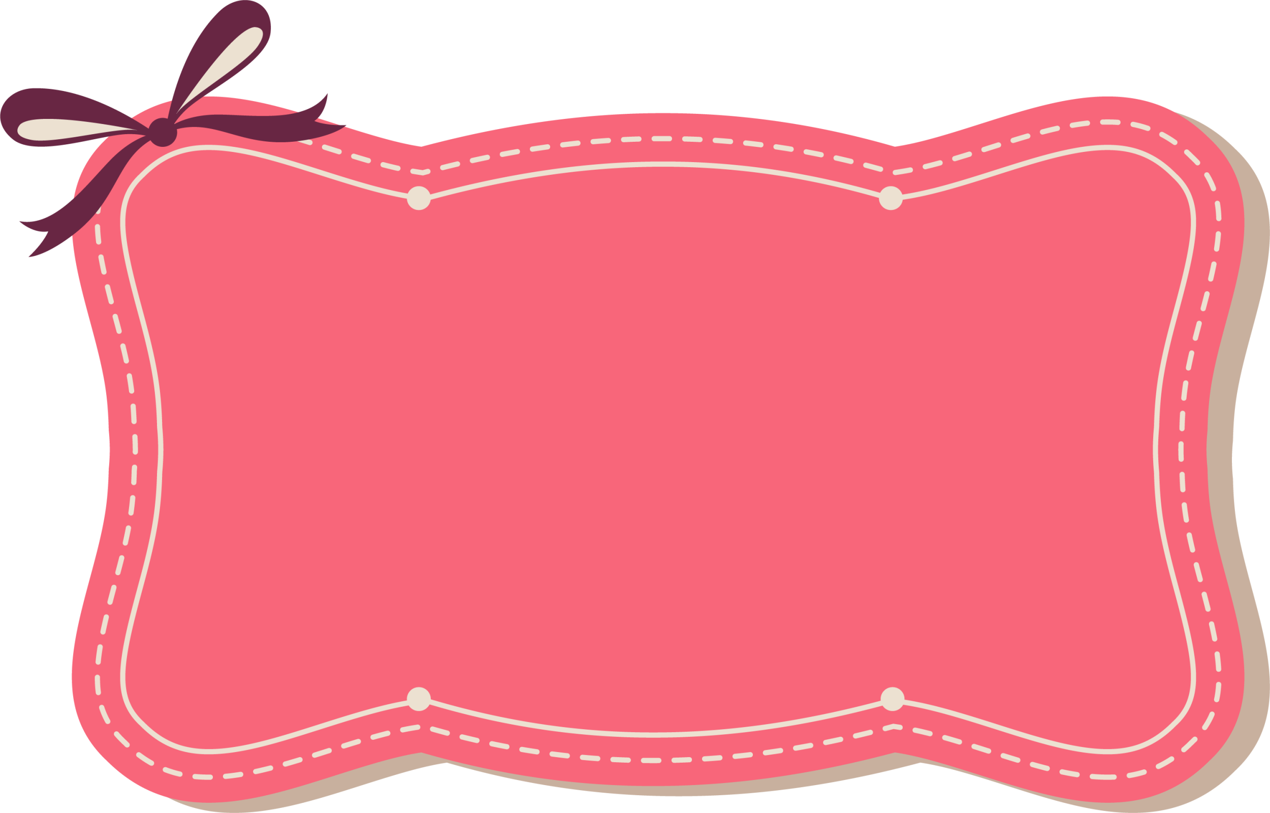 3 ribbons frame clipart clipart images gallery for free.