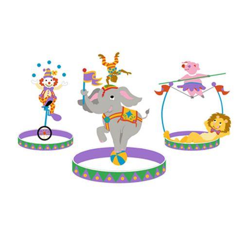 Circus clipart three ring circus, Circus three ring circus.