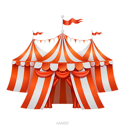 Circus clipart top, Circus top Transparent FREE for download.