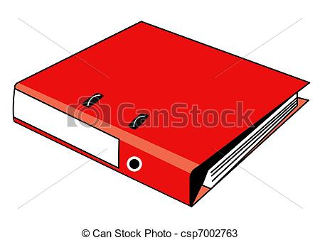 3 ring notebook clipart #3