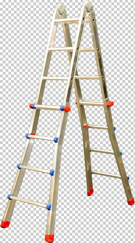Hailo Sections Aluminum Telescopic Ladder 4 Multi Hailo.