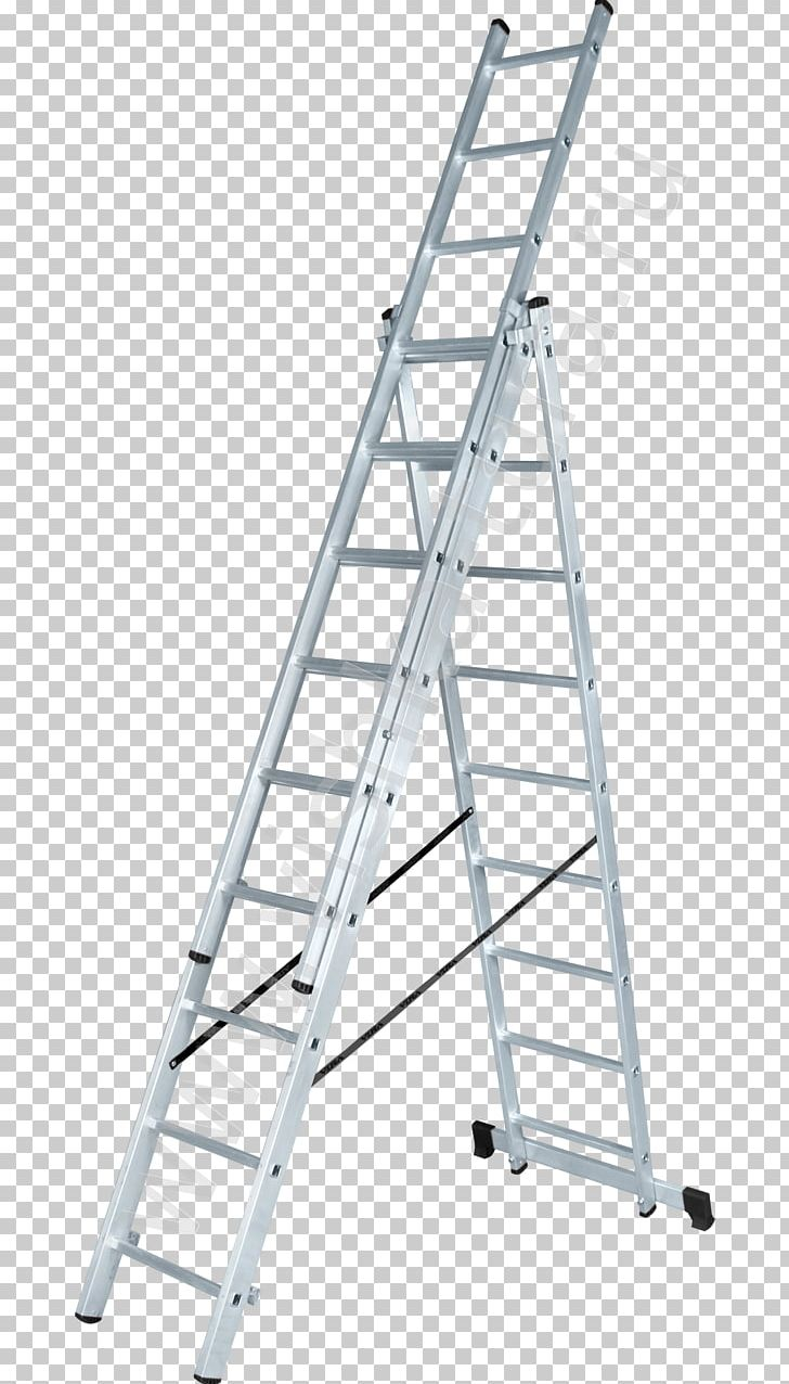 Hailo Combi Ladder 3 Section Capacity 150kg Rungs And.