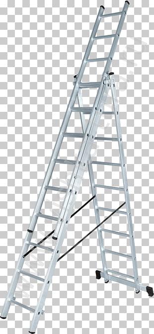 3 hailo 7306001 Profistep 150 Kg Capacity Combination Ladder.