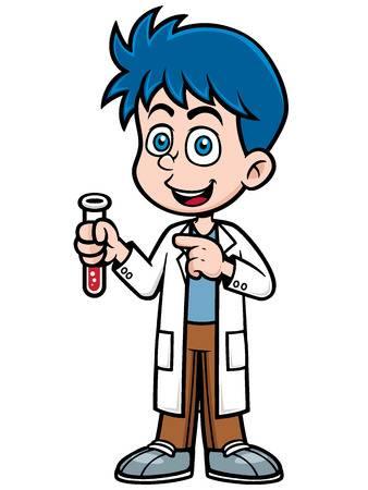 Young scientist clipart 3 » Clipart Station.
