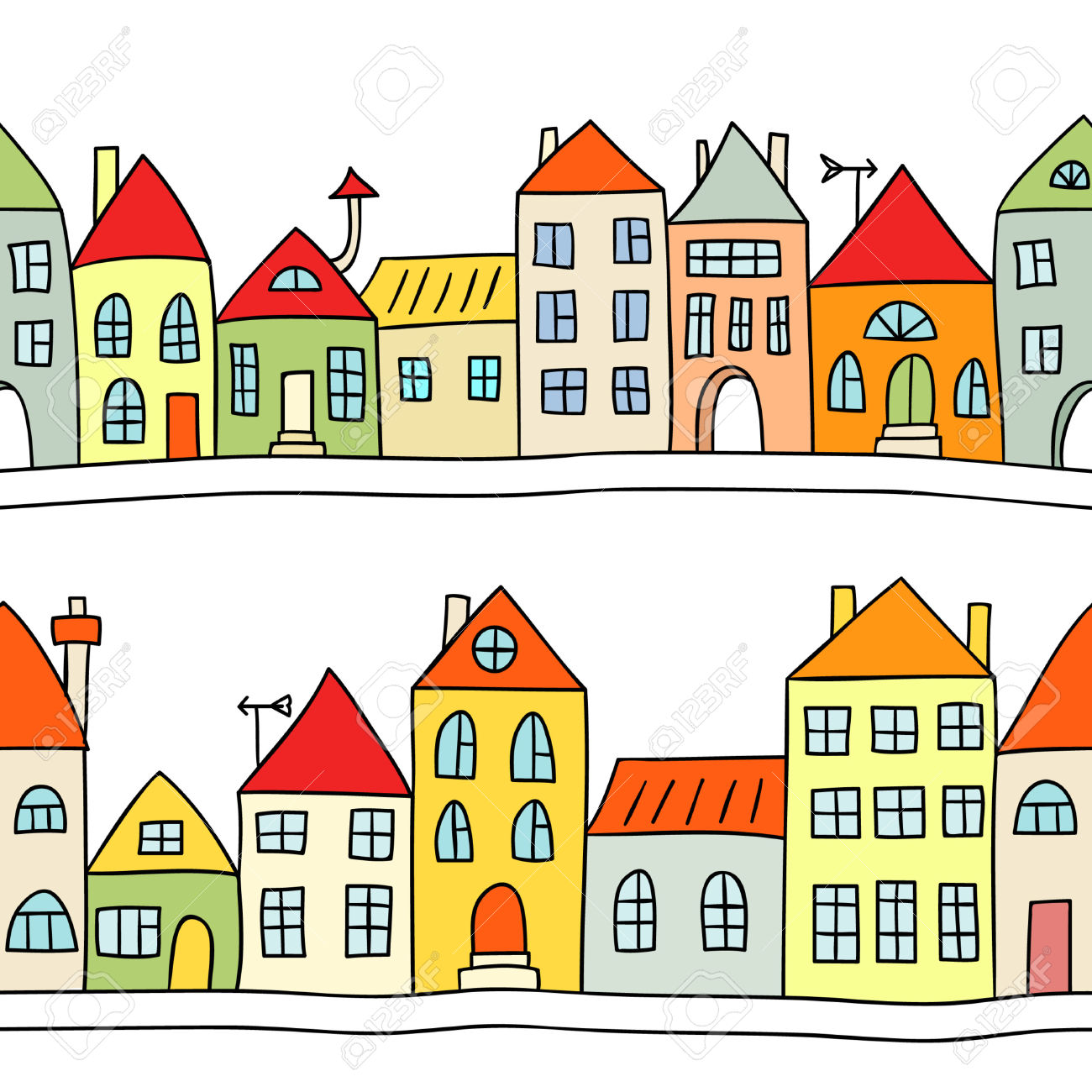 3 section house clipart clipart images gallery for free.