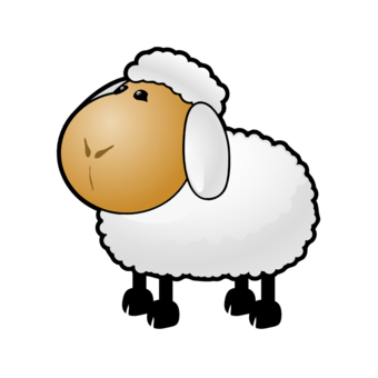 Sheep clipart free clipartfest 3.