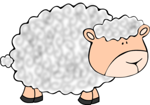 Sheep lamb clip art free clipart images 3 clipartix 3.
