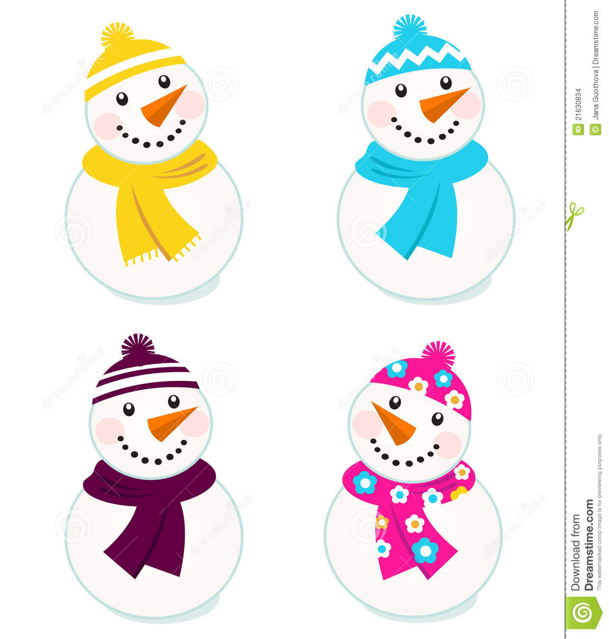 Snowman Family Clipart at GetDrawings.com.