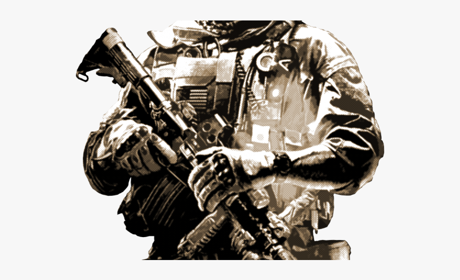 Soldiers Clipart Transparent Background.