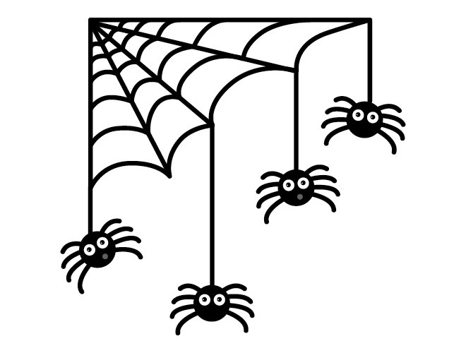 Halloween spider clipart 3 » Clipart Station.