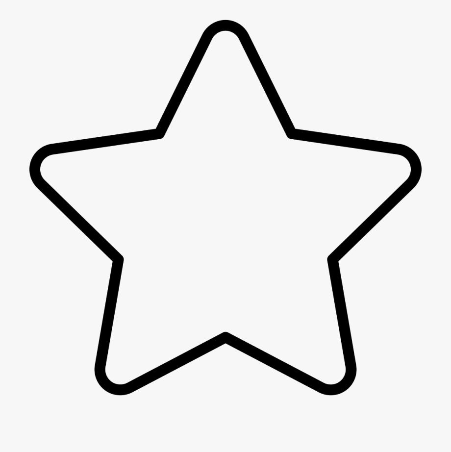 Star Outline.