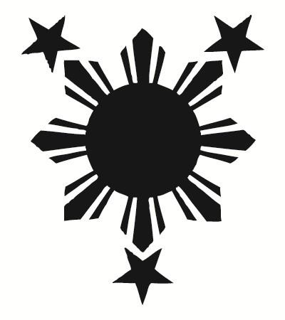 3 Stars Ang The Sun.
