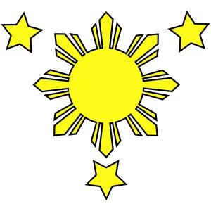 3 Stars and a Sun.