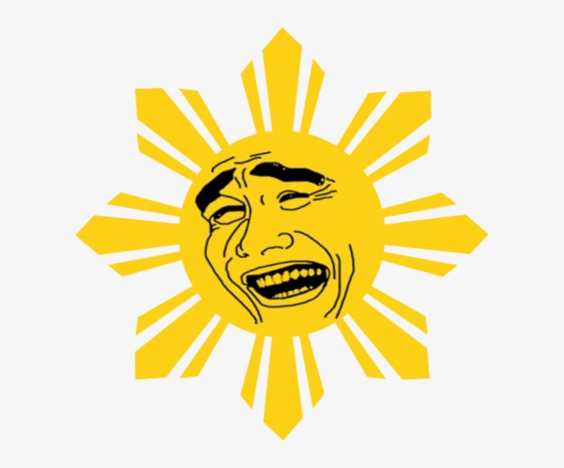 Philippines Yellow Clip Art.