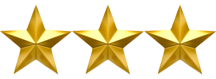 3 Stars Png 9 Vector, Clipart, PSD.