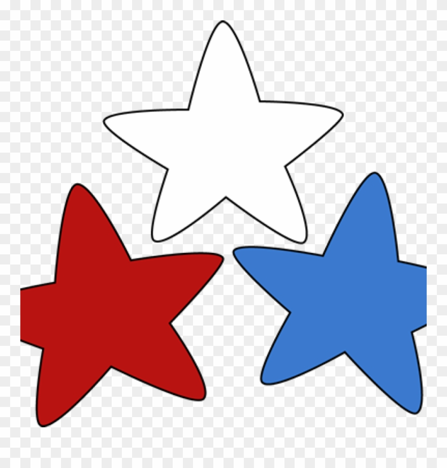 White Star Clipart Clip Art Images Free.