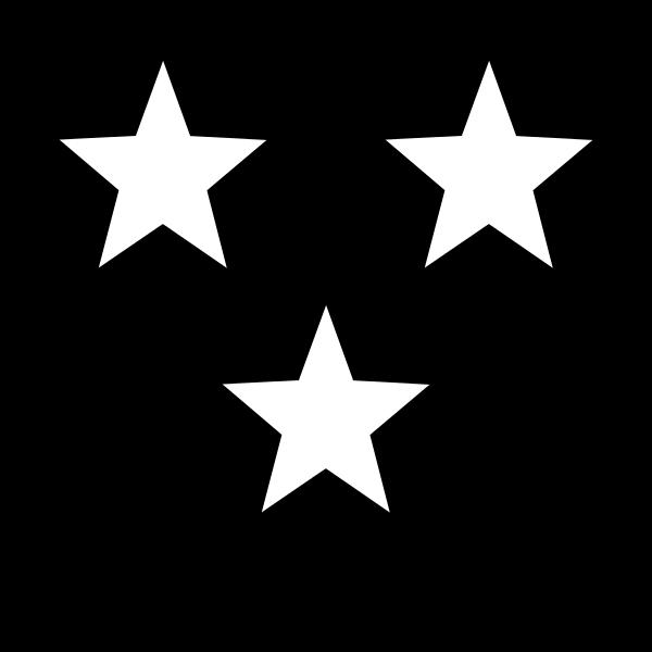 White stars clipart 3 » Clipart Station.