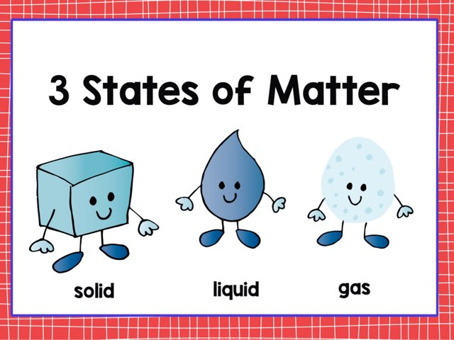 Miss Mandy\'s States Of Matter by Mandy Wh.