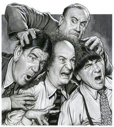 145 Best THE THREE STOOGES images in 2016.
