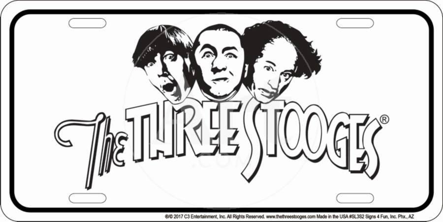 3 Stooges.