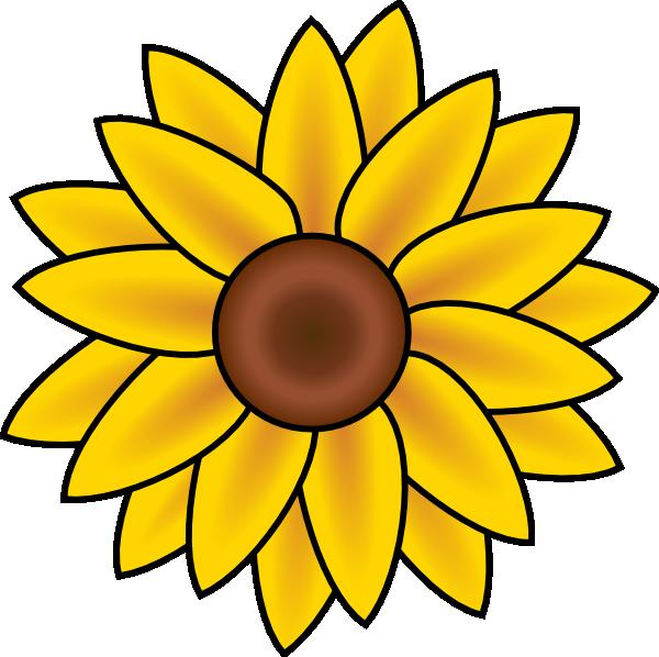 Free Printable Sunflower Stencils.