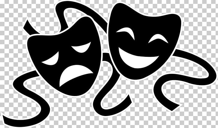 Drama Theatre Of Ancient Greece Comedy Mask PNG, Clipart.
