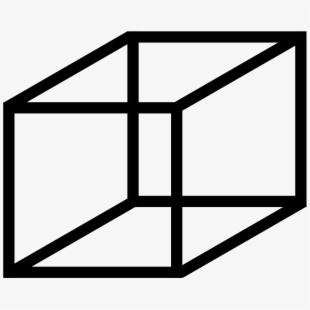 Vector Cube Square.