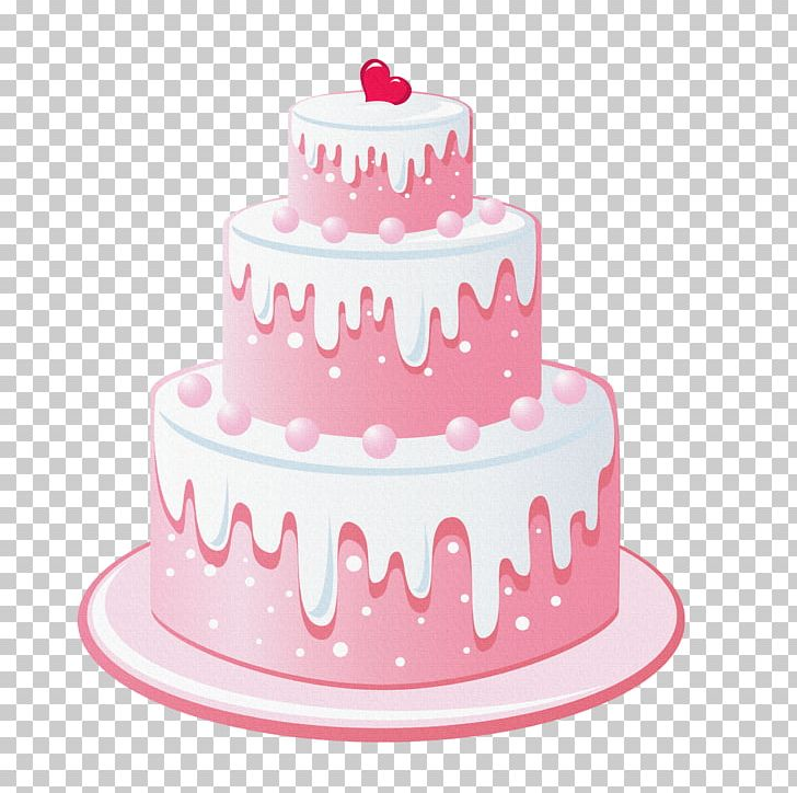 Wedding Cake Png.