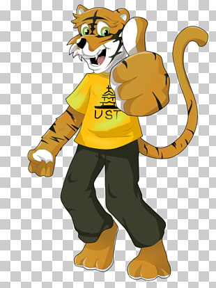 3 ust Growling Tigers PNG cliparts for free download.