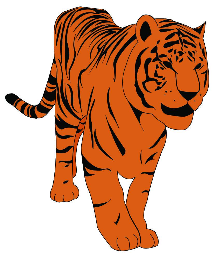 Tiger clipart cat cartoon images 2 3.