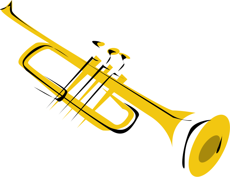 Free Trumpet Images, Download Free Clip Art, Free Clip Art.