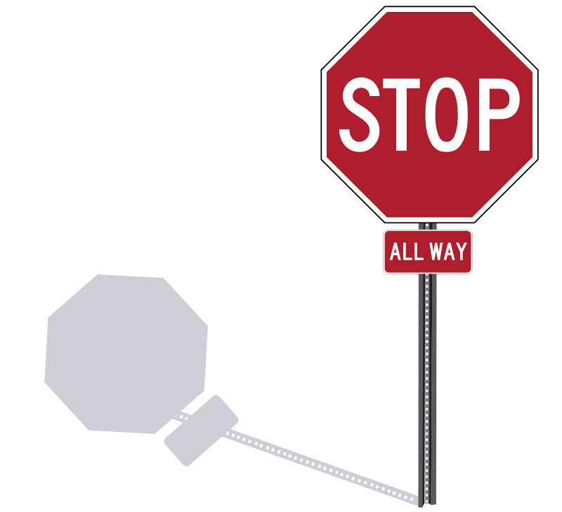 Stop sign clipart vector graphics stop clip art 2 image 3.