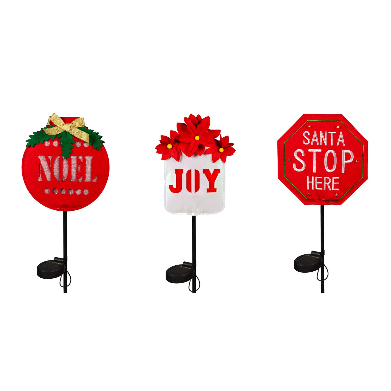 Amazon.com : Evergreen Flag Gorgeous Red Bright Christmas.