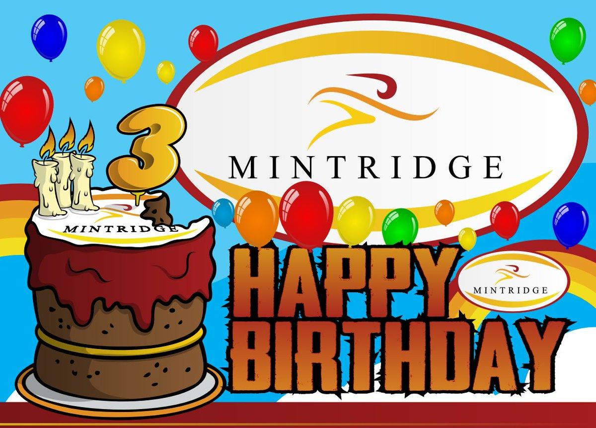 The Mintridge Foundation on Twitter: \