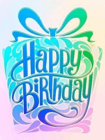 Pin by Judy Warren on Happy Birthday.