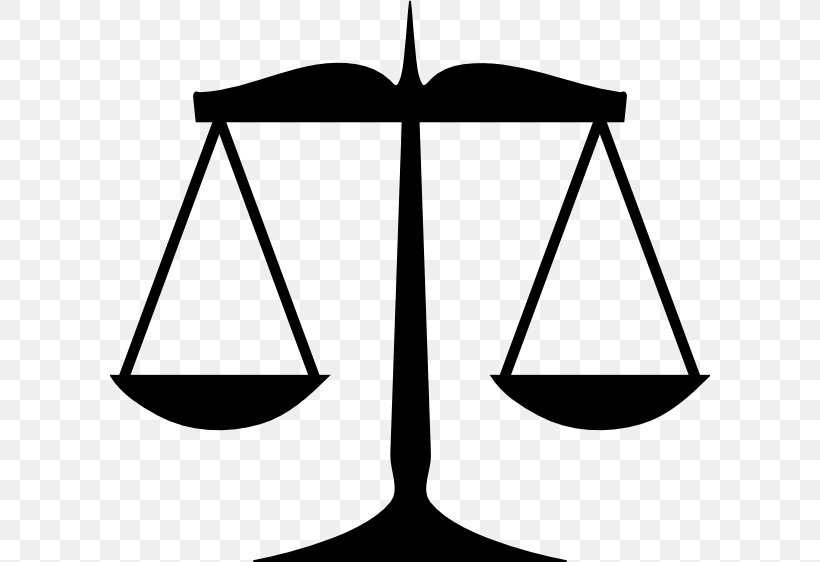Weighing Scale Lady Justice Clip Art, PNG, 600x562px.