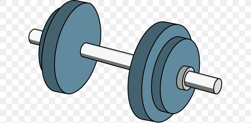 Dumbbell Barbell Weight Training Clip Art, PNG, 633x403px.