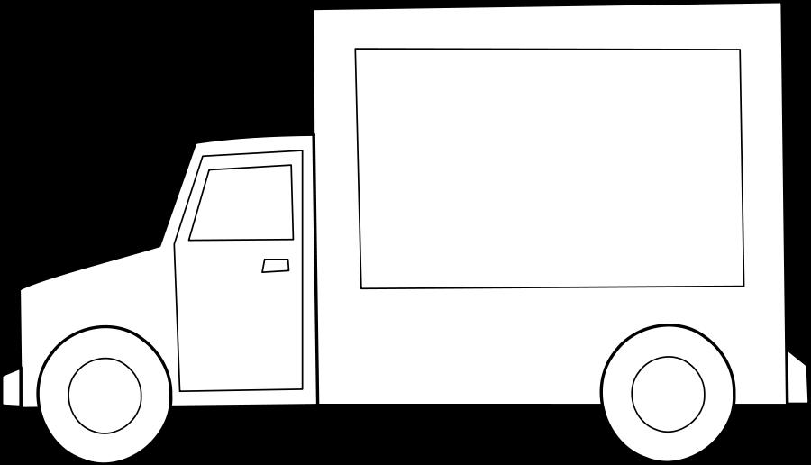 Clip art truck clipart image 3.