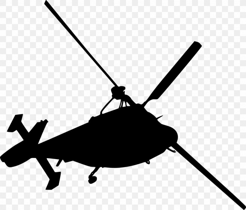 Helicopter Rotor Airplane Clip Art, PNG, 1024x872px.