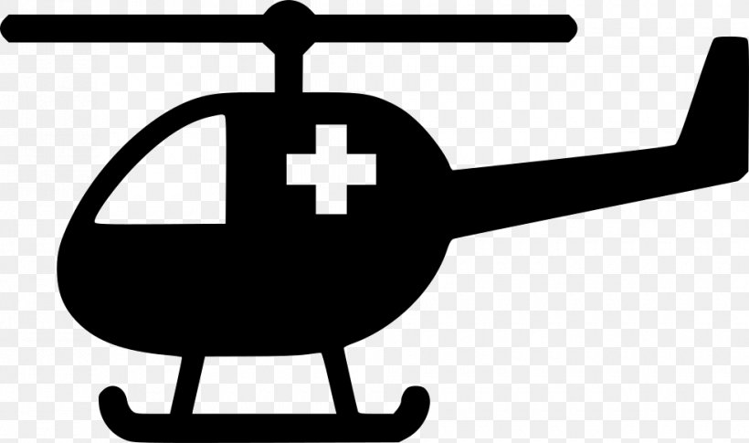 Helicopter Rotor Clip Art Ambulance, PNG, 980x580px.
