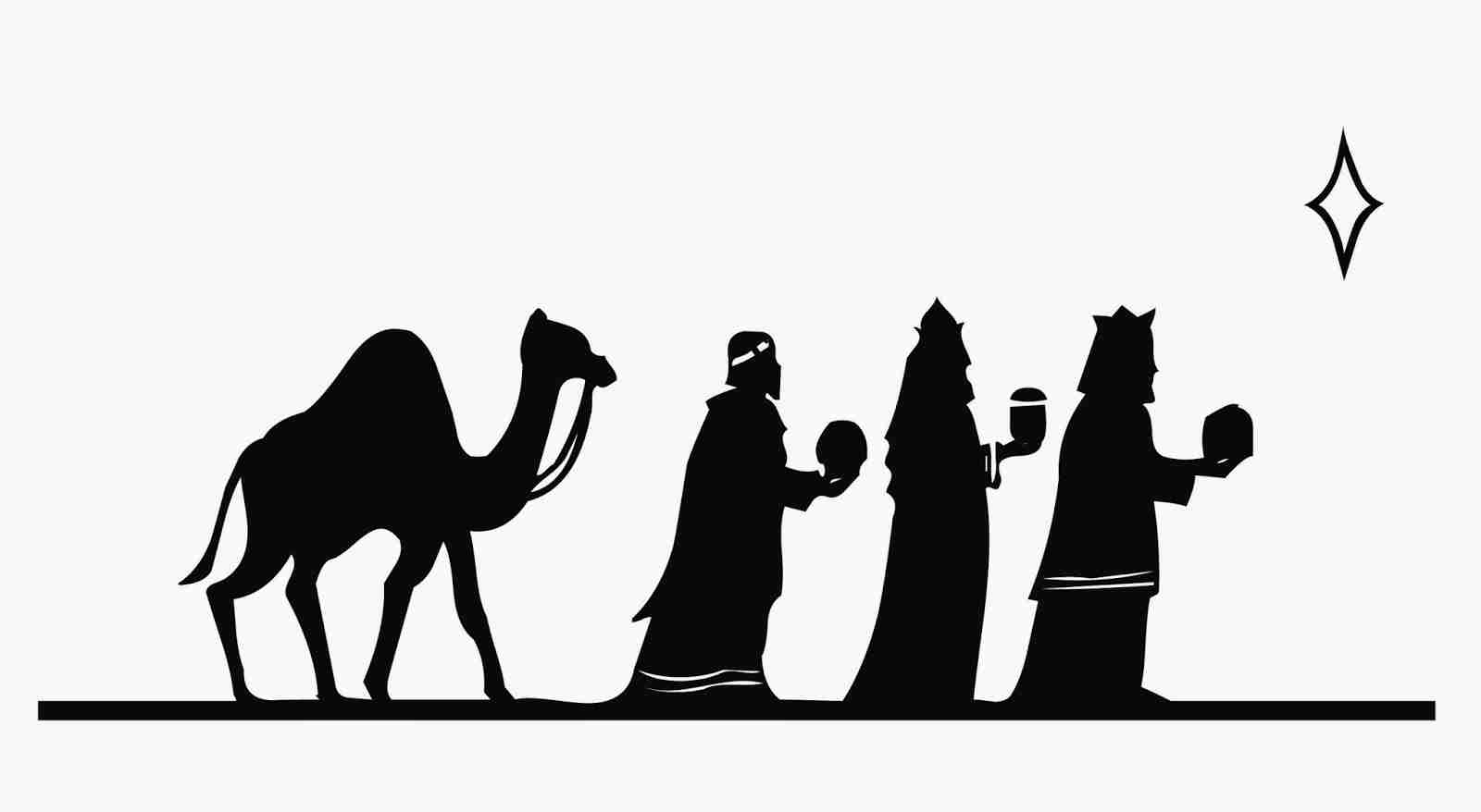 3 Wise Men Silhouette at GetDrawings.com.