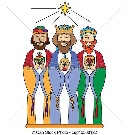 The three wise men clipart 3 » Clipart Portal.