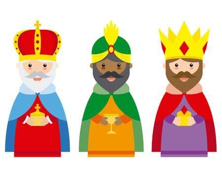 3 wise men clipart #19