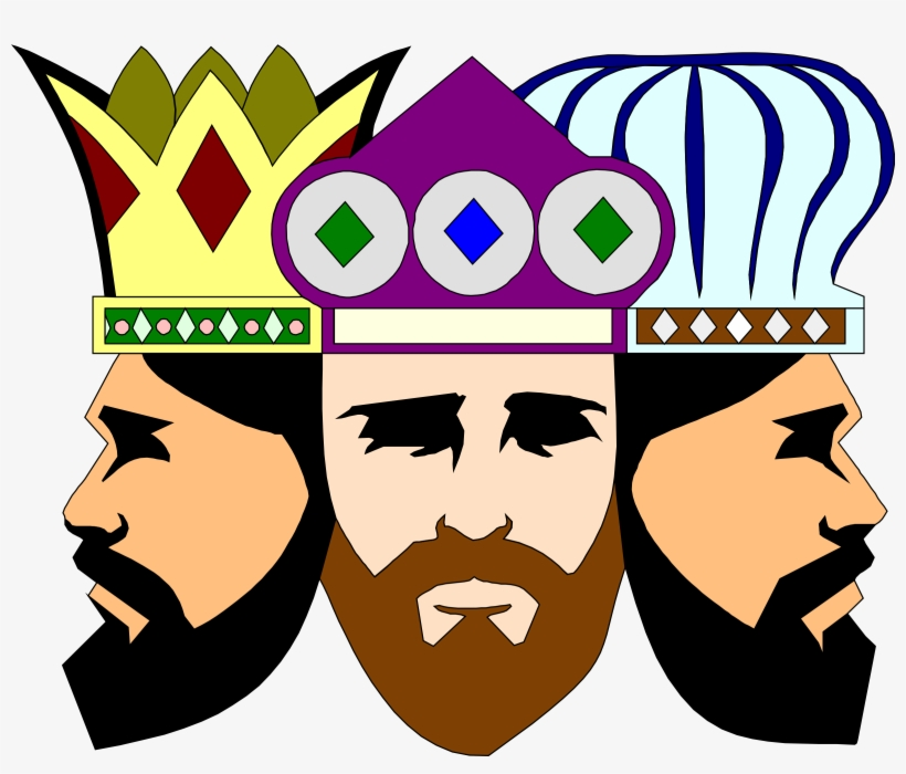 Clipart Free 3 Wise Men Clipart.
