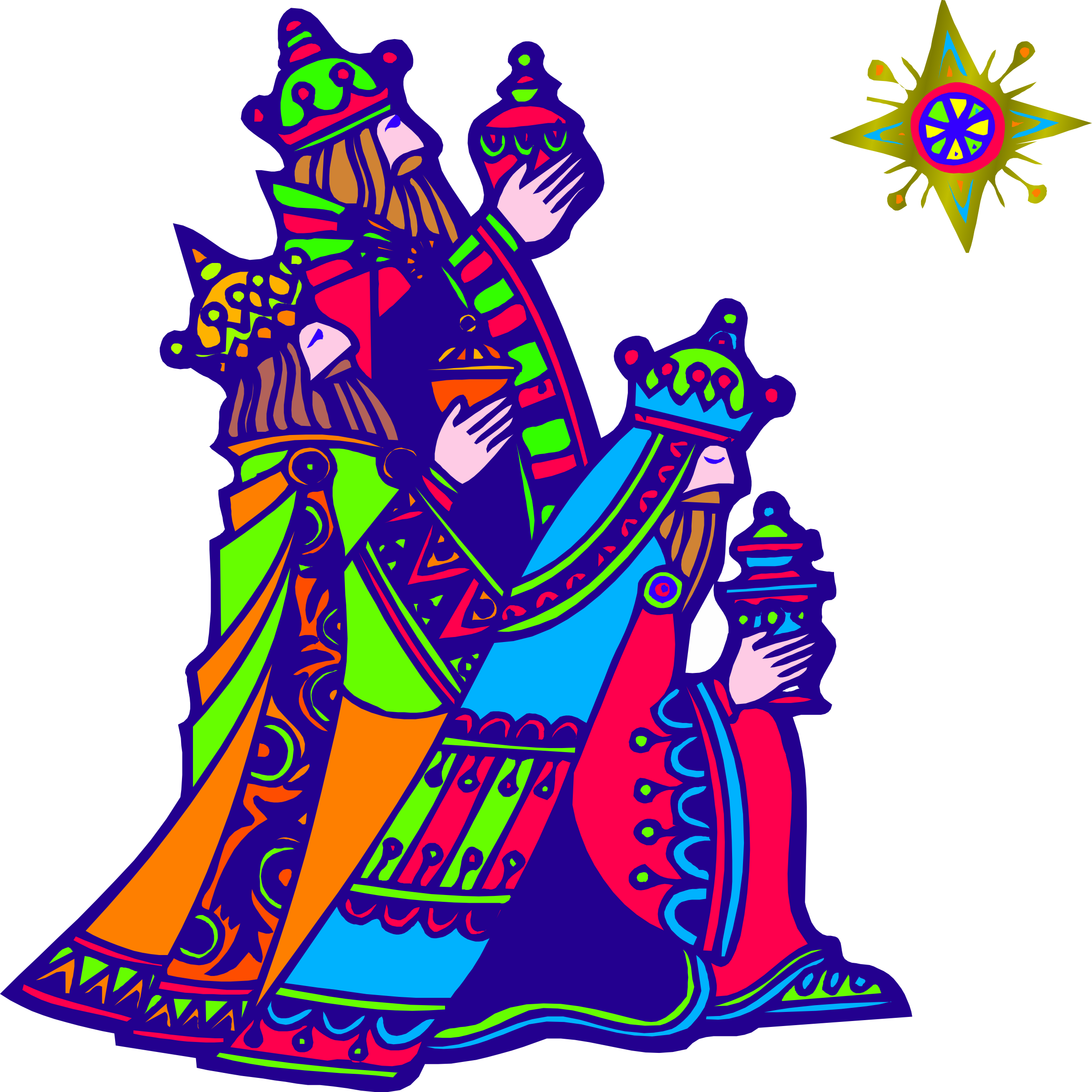 HD Three Wise Men Png 6 » Png Image.
