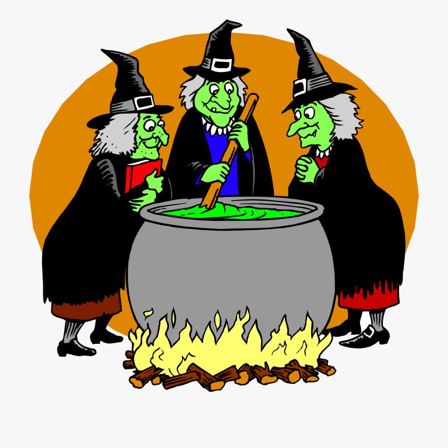3 Drawing Witch Macbeth.