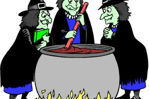 Witches clipart 3 » Clipart Station.