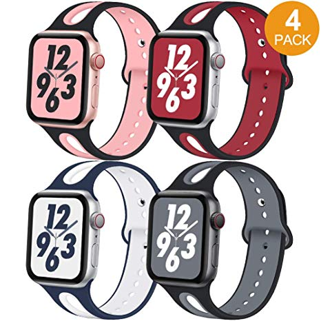 Amazon.com : OriBear Compatible with Apple Watch Band 40mm.